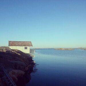 Fiskeboden i Bohuslän